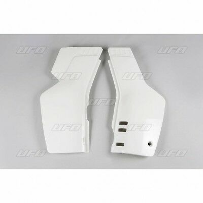 <em>YAMAHA</em> XT 600 1984   1986 SIDE PANELS UFO WHITE