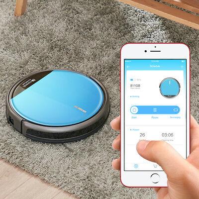 Smart Alexa Robotic Vacuum Cleaner Carpet Floor Washing Mopping Robot Best