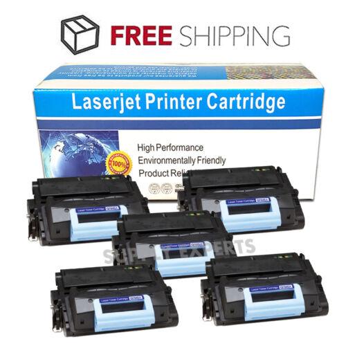 For HP LaserJet 4345xm 3x Q5945A Black Toner Cartridge FREE SHIPPING!
