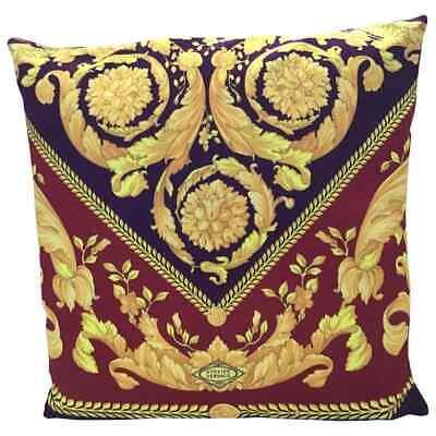 Versace Atelier Versace Velvet Pillow