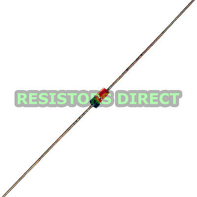 5pcs 1n34a Germanium Diode Do-35 5x 1n34 Us Seller Free Shipping