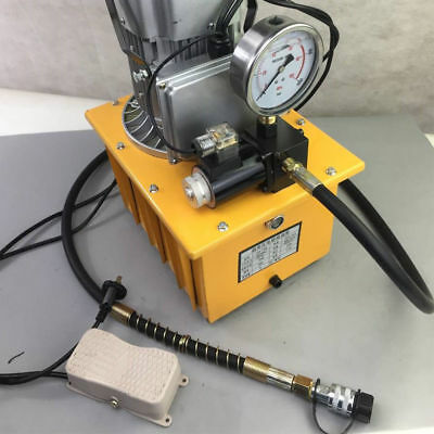 Electric Driven Hydraulic Pumps Power Pack Unit 290psi-10152psi Pedal Solenoid