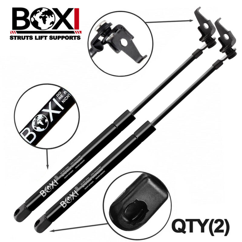 QTY2 8196179 4326 Hood Lift Supports Struts Shocks for Toyota Camry 1997- 2001