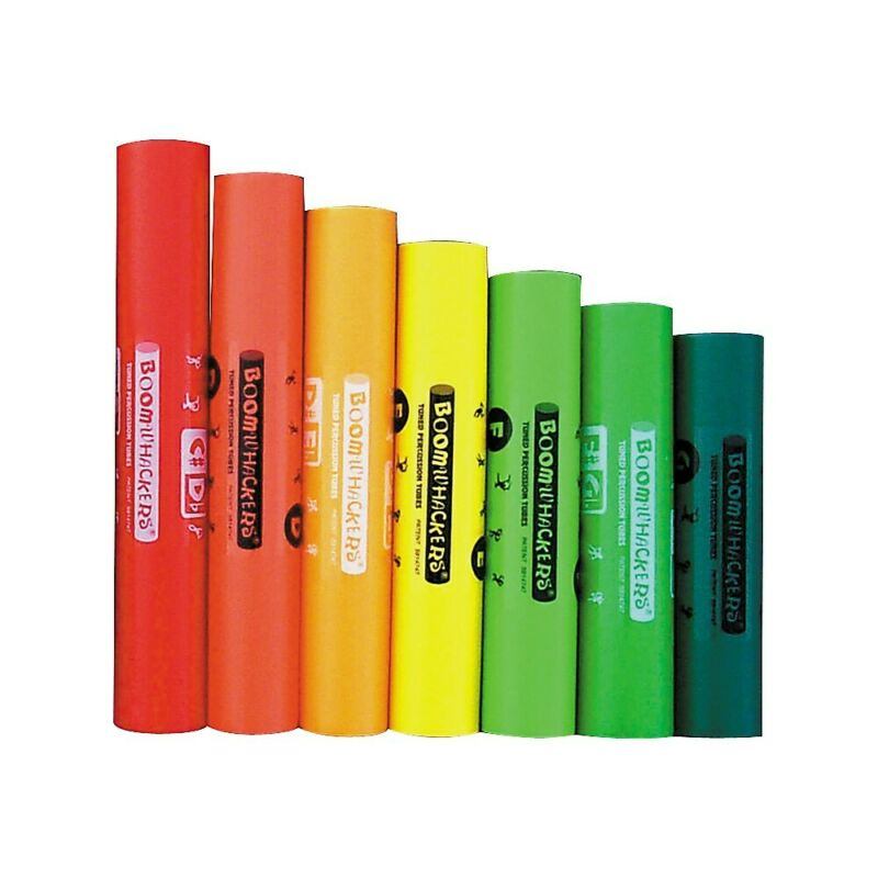 Boomwhackers Boomwhackers Tubes Treble Extension Set