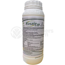 Rosate 360 TF Glyphosate Weedkiller - 1 x 1 Litre Strong Professional Herbicide