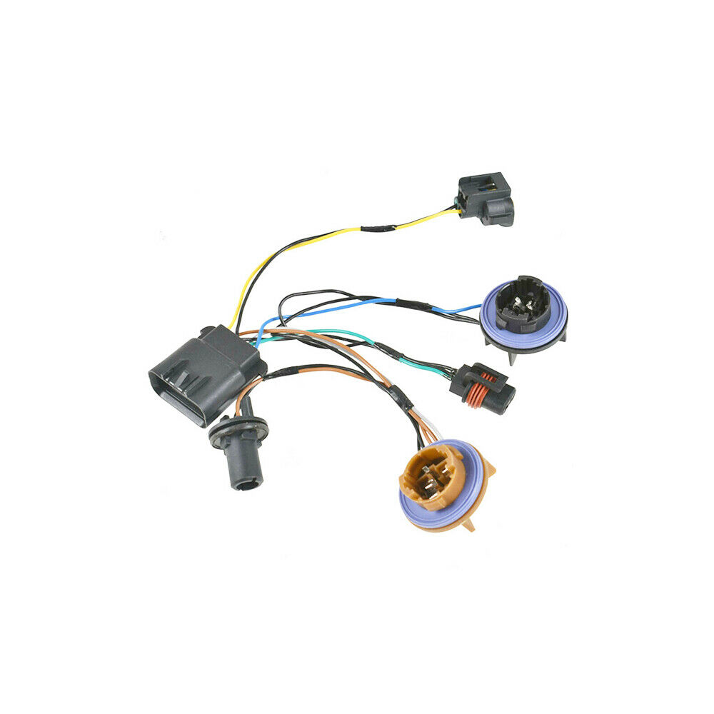 15950809 Headlight Lamp Socket Wiring Harness for