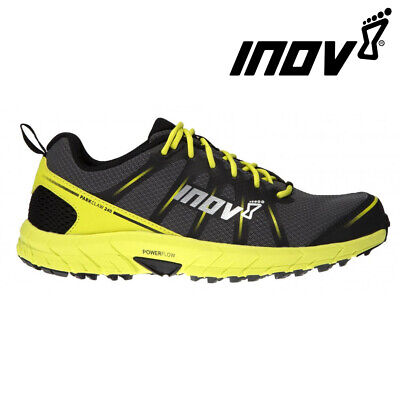 Inov-8 Parkclaw 240 Men's Trail Running Shoes Trainers Grey / Yellow
