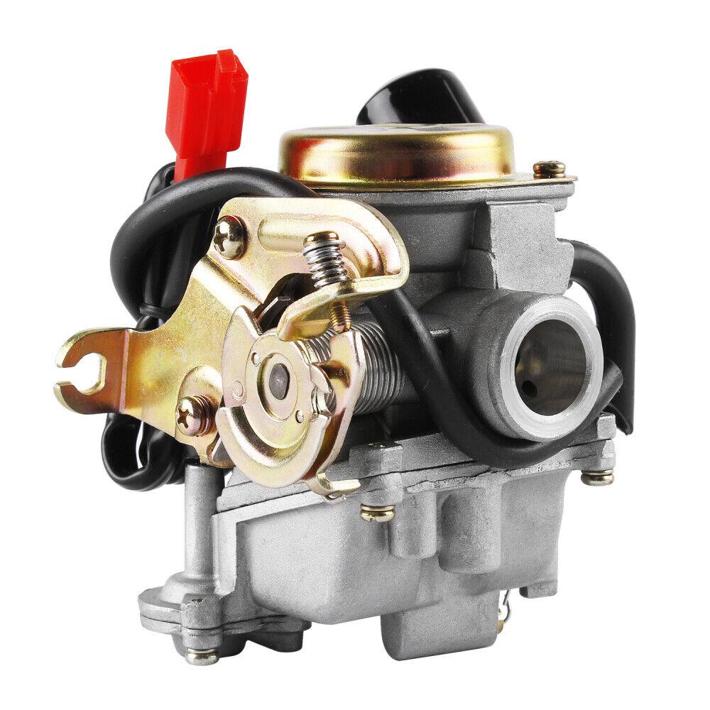 KR VERGASER E-CHOKE China Motor QMB139 GY6 50 4T