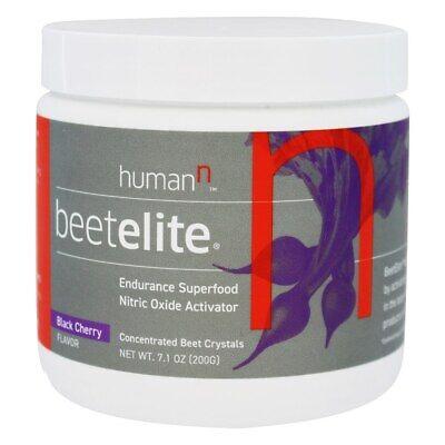 HumanN - BeetElite Endurance Superfood Black Cherry - 7.1 oz.