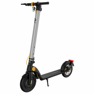 Trekstor Eg 40610 Scooter Eléctrica Negro Bicicleta E-Roller Patinete Plegable