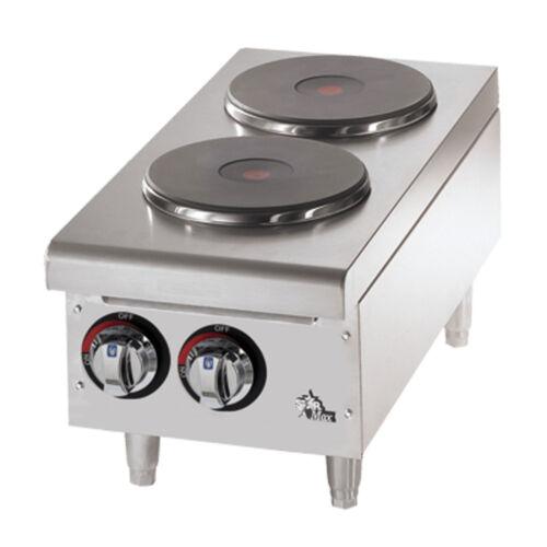 Star 502ff Countertop Electric 2 Burner Hot Plate