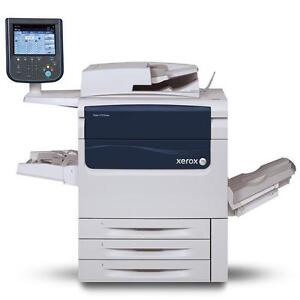 Xerox Color J75 Press Copy Machine Printer High Quality Fast photocopier LEASE Copiers printers Scanner