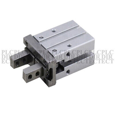 New Smc Mhz2-10d Air Gripper Pneumatic Cylinder Part Finger