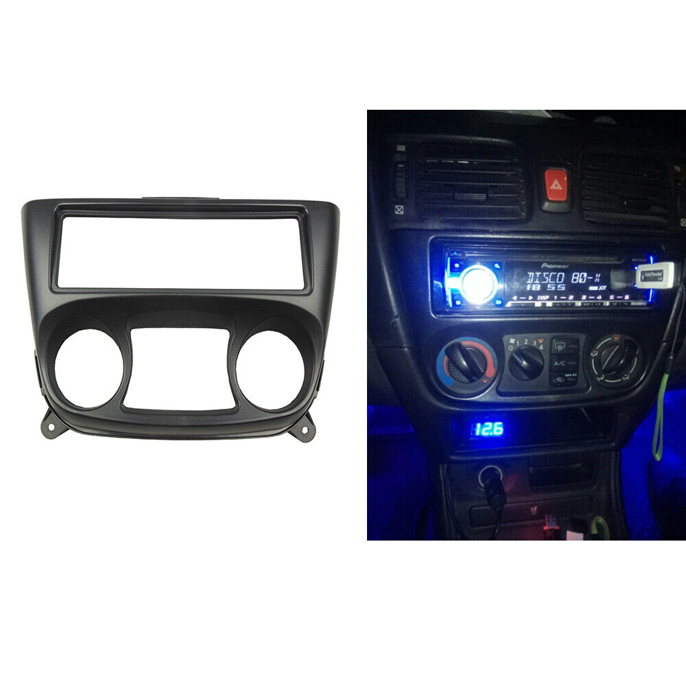 1 Din Radio Fascia For Nissan Almera N16 Cd Stereo Panel