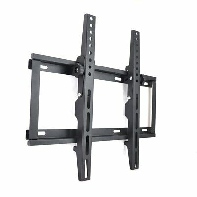TV Wall Bracket Mount Tilt For Samsung Sony LG 26 28 32 37 40 42 46 47 50 Inches