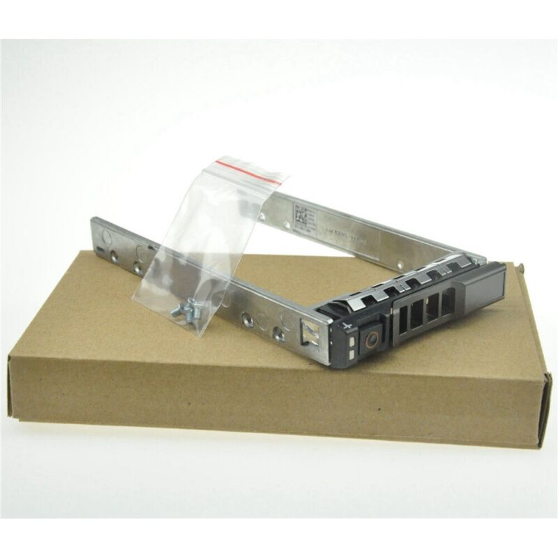 """2.5"""" Hard Drive Tray Caddy + 4pcs Screw For Dell PowerEdge 6900 R710 R910 T710"""