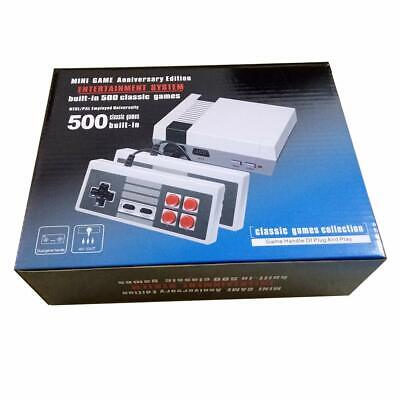 NES Mini Classic Edition Games Console with 500 Classic Nintendo Games FR stock