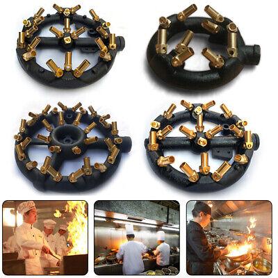 10202332 Tips Round Shape Jet Burner Natural Gas Jet Burner Wok Burner New