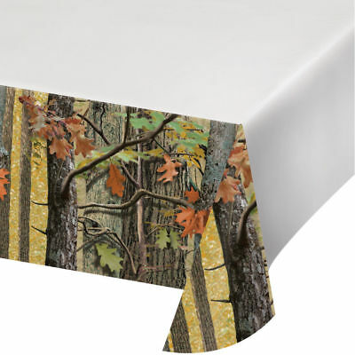 Hunting Camo Table Cover
