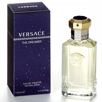Versace The Dreamer Cologne for Men 100ml EDT Spray