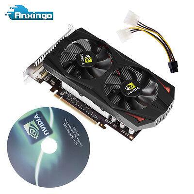 NEW NVIDIA GeForce GTX750TI 1GB DDR5 192Bit PCI-Express Video Graphics Card