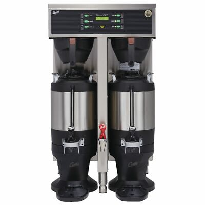 Curtis G3 Thermopro Twin 1.5 Gallon Coffee Brewer With Thermal Dispenser