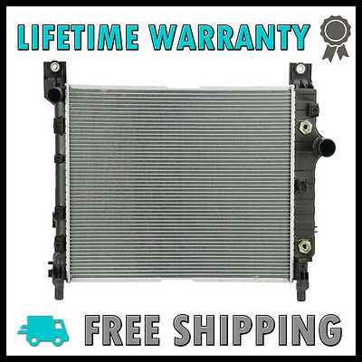 Radiator For Durango 00-03 Dakota 00-04 2.5 L4 3.9 V6 4.7 V8 Lifetime Warranty