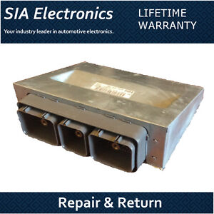 Lincoln LS ECM ECU PCM  Engine Computer  Repair & Return  Lincoln LS ECU Repair