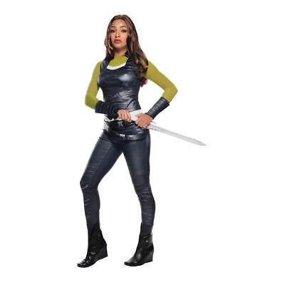 Womens Gamora Guardians of the Galaxy 2 - Gamora Guardians Of The Galaxy Kostüm