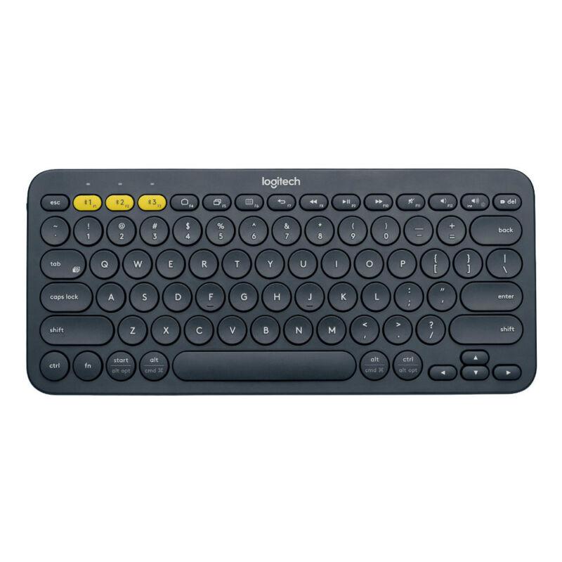 Logitech K380 Wireless Keyboard Gray 920-007558