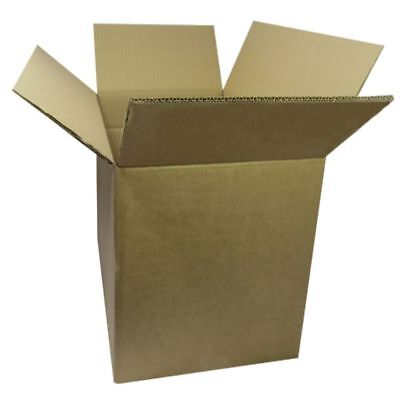 10 Large Cardboard Boxes Double Wall Size 18x12x12