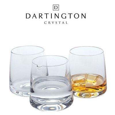 Dartington Crystal WHISKY Colección - Clásico regalo Set 2 vidrios y Jarra, usado segunda mano  Embacar hacia Argentina