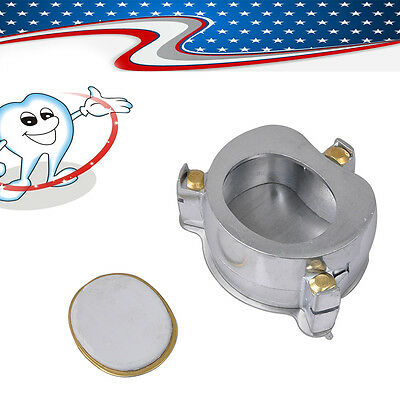 Usadental Aluminium Denture Flask Compressor Parts Dental Lab Equipment Tool