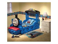 Thomas tank the engine toddler bed