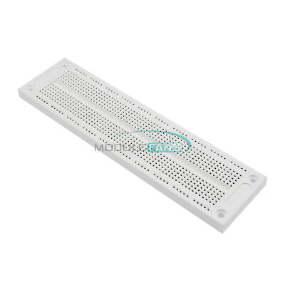 Syb-120 Pcb Breadboard 60x12 Test Develop Diy 700 Points Holes Solderless Pcb