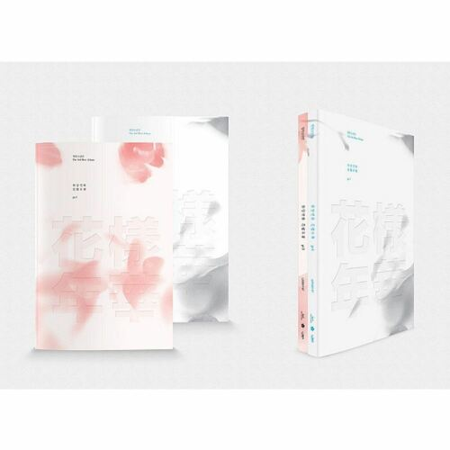 BTS IN THE MOOD FOR LOVE PT.1 3rd Mini Album Random Ver CD+Photobook+Card KPOP