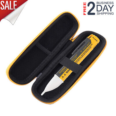 Hard Case Fits Fluke 1ac2ac Non-contact Volt Alert Voltage Tester Pen