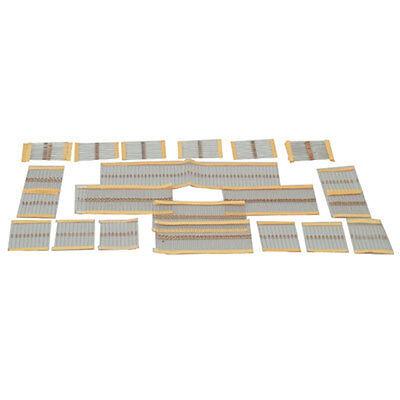 Resistor Assortment 12 Watt 5 540 Pieces