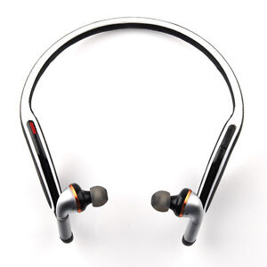 New Wireless Sport Stereo Earphone Headphone For Smartphone Laptop Recharge