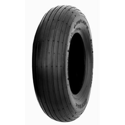 Wheel Barrow 4.00-6 4.00x6 400-6 Wheelbarrow Rib Tire FREE SHIPPING Cart Trailer Wheelbarrow Rib Tire