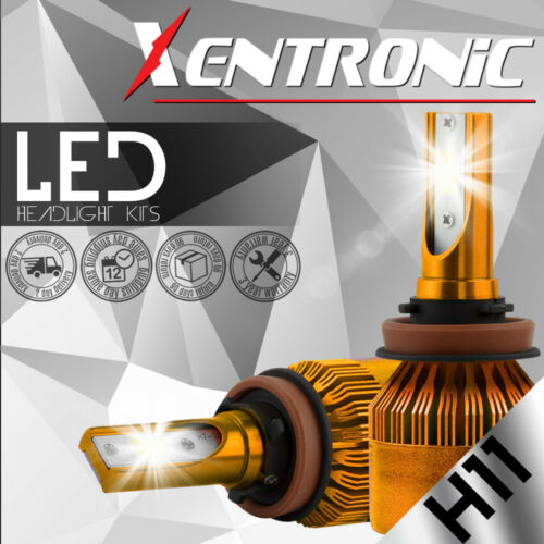 XENTRONIC LED HID Headlight Conversion kit H11 6000K for 2010-2015 Toyota Prius