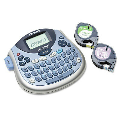 Dymo 1733013 Portable Letratag Handheld Label Maker With Qwerty Keyboard New