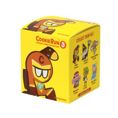 Cookie Run Official Mystery Mini Figure Season 3 1EA Random Box