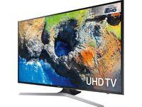 55'' SAMSUNG SMART 4K ULTRA HDR LED TV.UE55MU6400. FREESAT HD. WIRELESS. FREE DELIVERY/SETUP