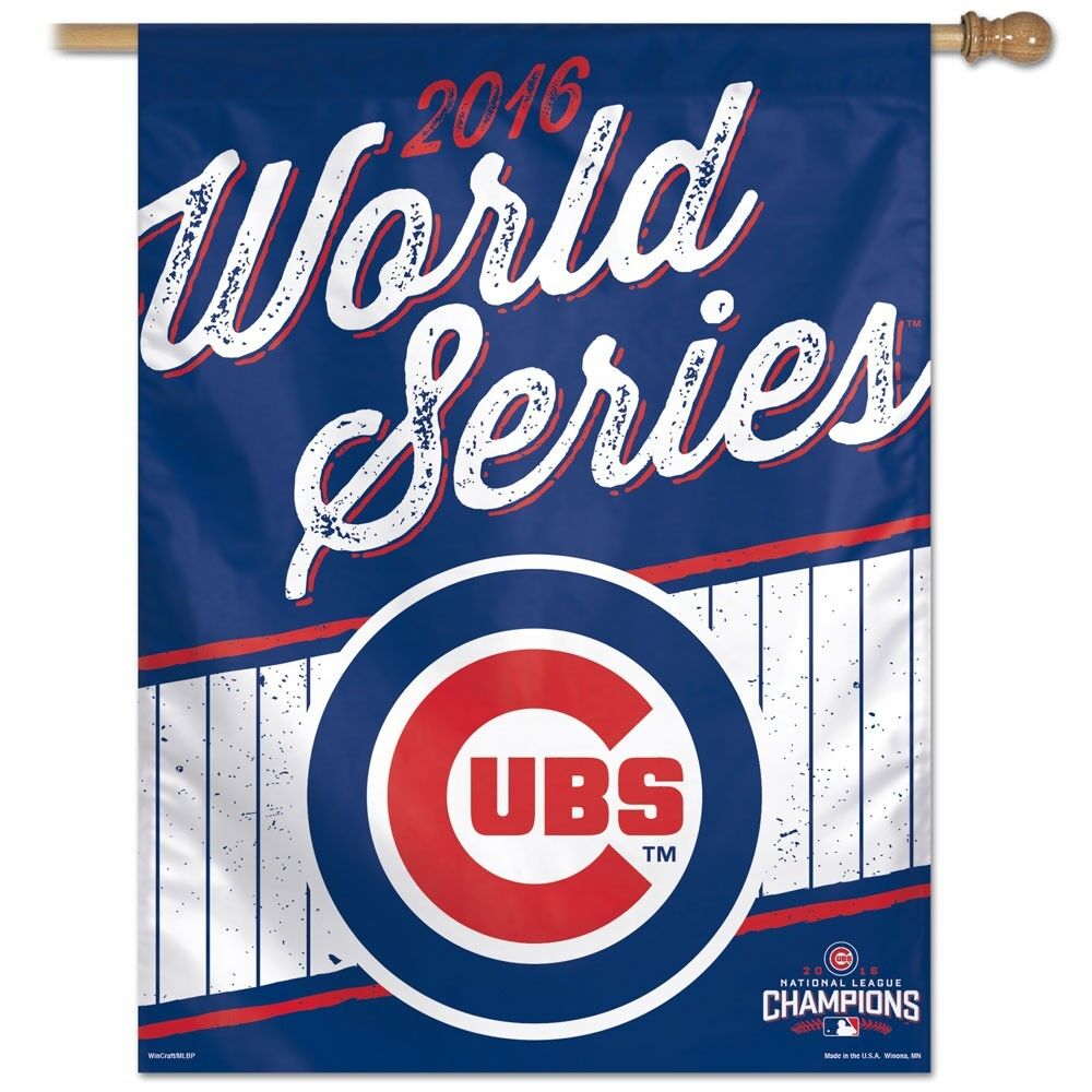 chicago cubs 2016 world series n l