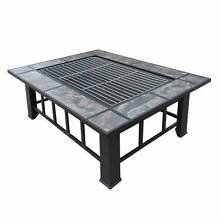 AUS FREE DEL-Outdoor Garden Fire Pit BBQ Table Grill Fireplace Perth CBD Perth City Preview