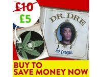 DR. DRE The Chronic - Original 2001 Album in Original Case - With Booklet