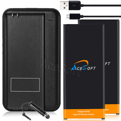 For Samsung Galaxy Note 4 IV N910P N910U N910A N910V Replacement 7220mAh Battery