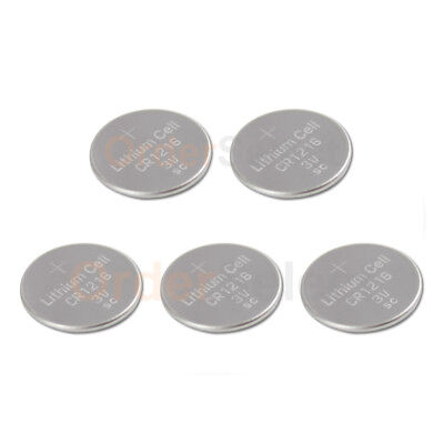5 PACK Battery Coin Button Watch Calculator 3V CR1216 CR 1216 Authorized Seller