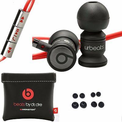 urBeats w control Talk Mic Microphone In-Ear Earbuds Beats Headphones - BULK